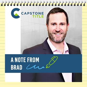 Capstone Title Austin Tx Blog Page